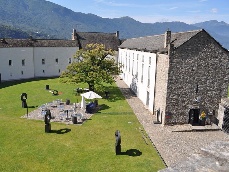 Image 0 - Museum Castelgrande