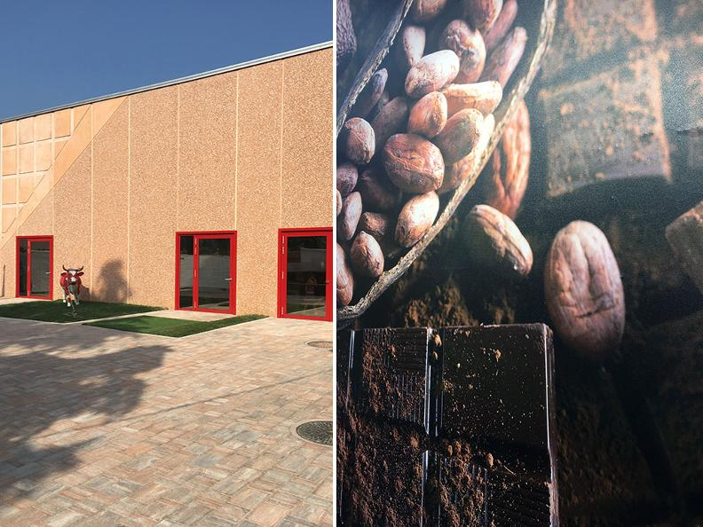 Image 3 - Musée du chocolat Alprose