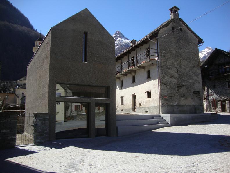 Image 0 - Musée Val Verzasca