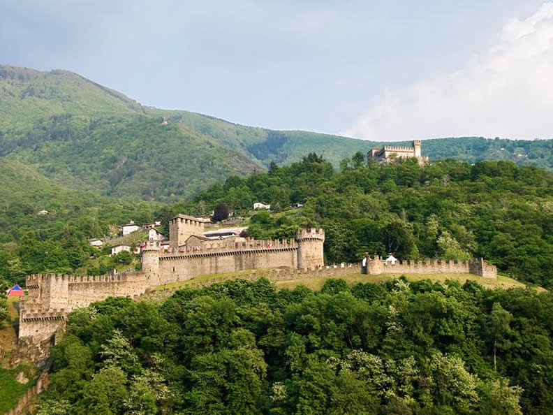 Image 1 - The Castle of Sasso Corbaro