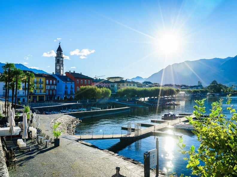 Image 0 - Ascona, the charming village
