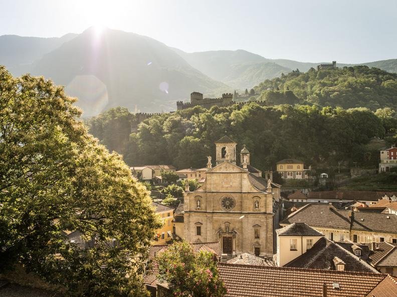 Image 1 - Audioguide - City of Bellinzona