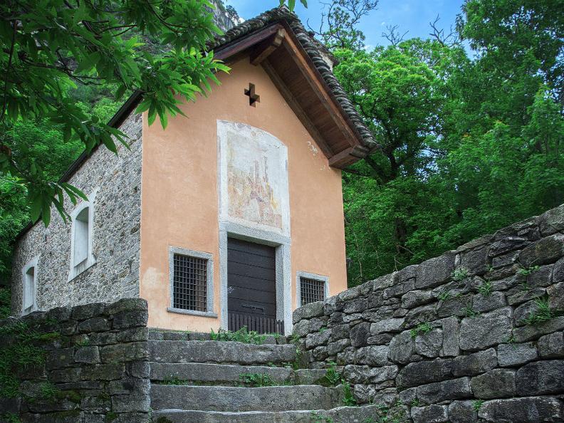 Image 4 - Oratory of  S. Petronilla