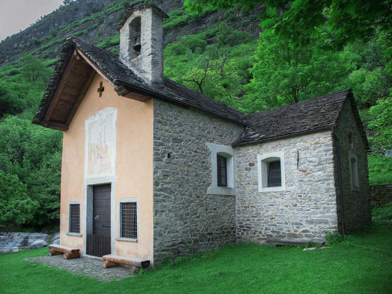 Image 5 - Oratory of  S. Petronilla