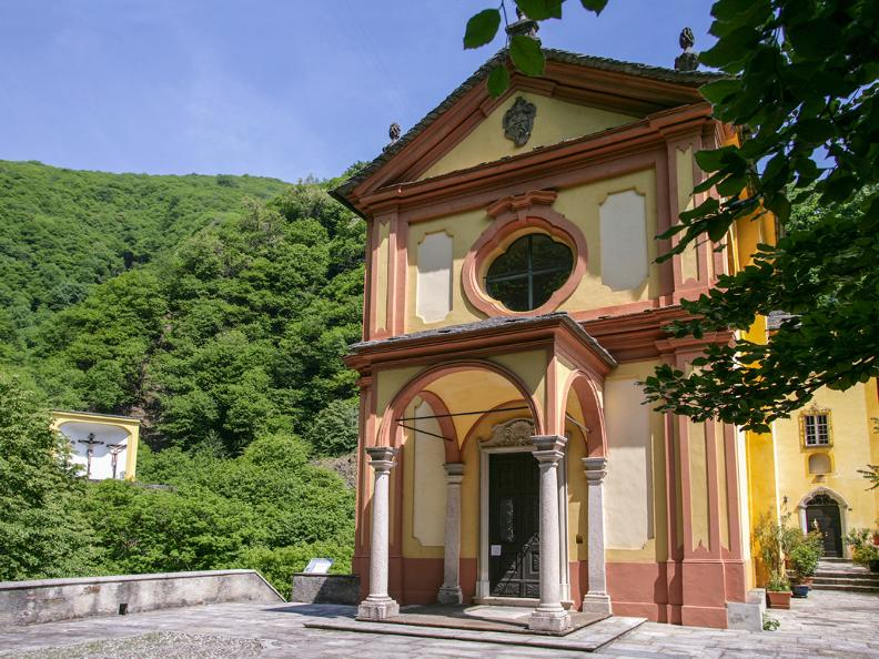 Image 0 - Sacro Monte and Church of S. Maria Addolorata
