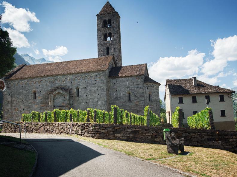 Image 0 - Church of San Nicolao