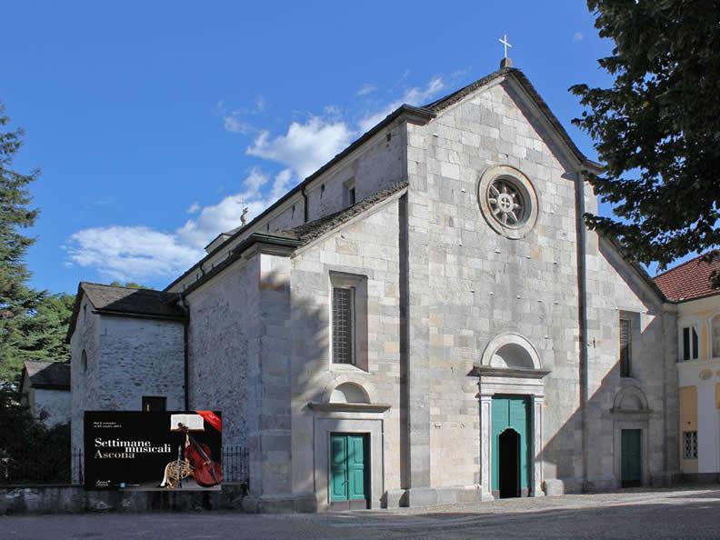 Image 2 - Chiesa di S. Francesco, Locarno