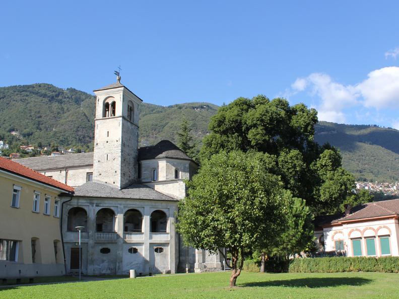 Image 0 - Eglise de S. Francesco, Locarno