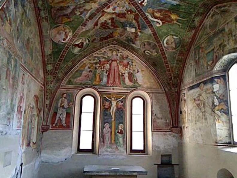 Image 1 - Kirche S. Maria in Selva