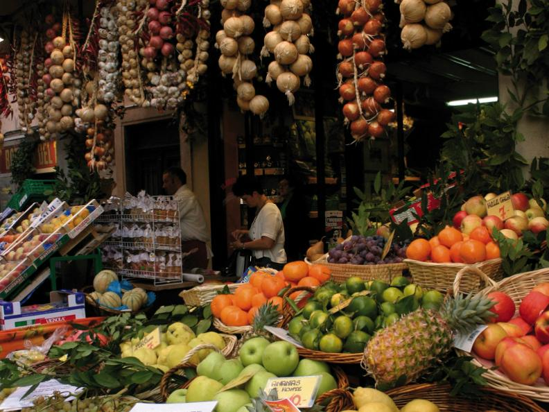 Image 1 - The market of Lugano
