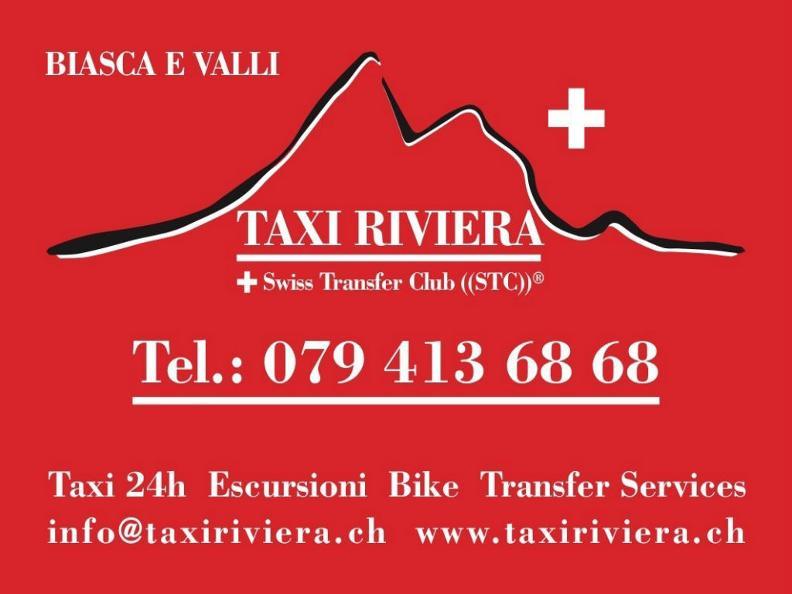 Image 5 - Taxi Riviera & Swiss Transfer Club ((STC))