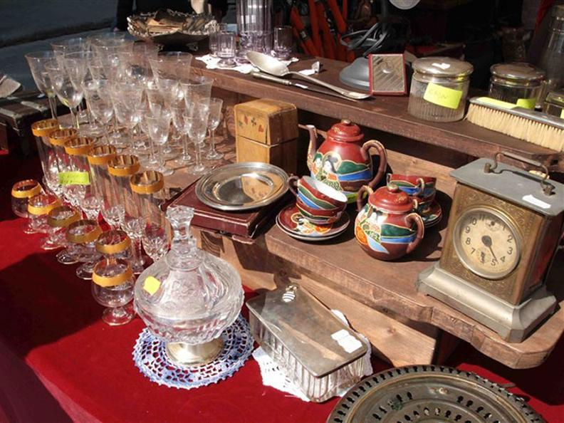 Image 1 - Antique market - Lugano