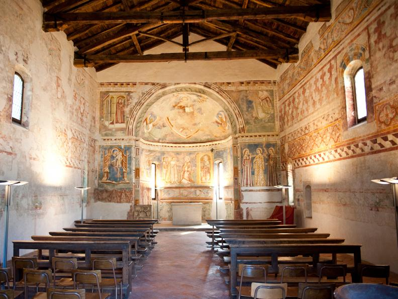 Image 1 - Chiesa di S. Pietro or Red Church