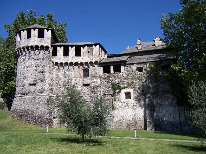 Image 1 - The Visconteo Castle