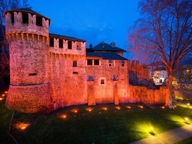 Image 0 - The Visconteo Castle