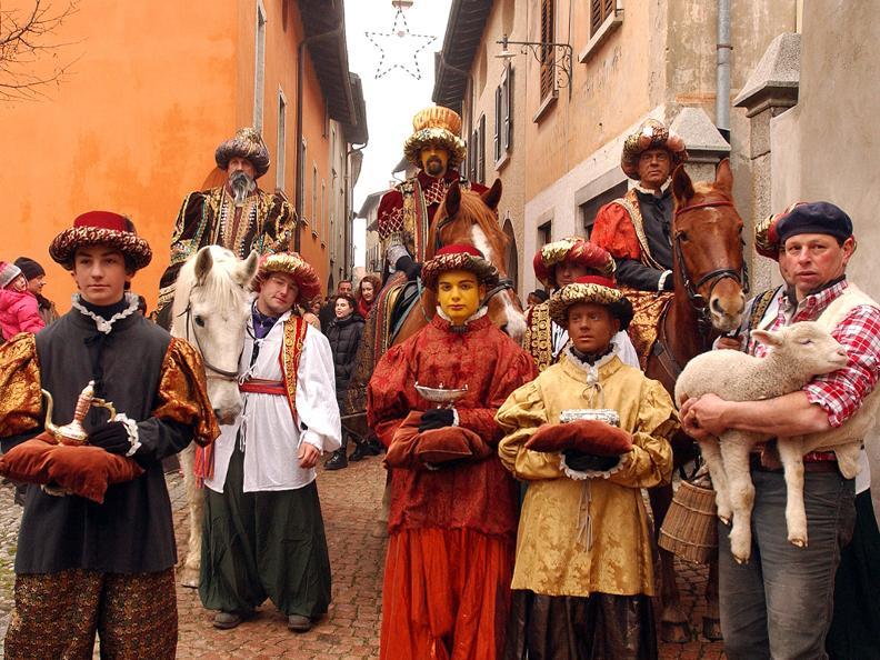Image 0 - Epifania - Three Kings' Day in Ticino