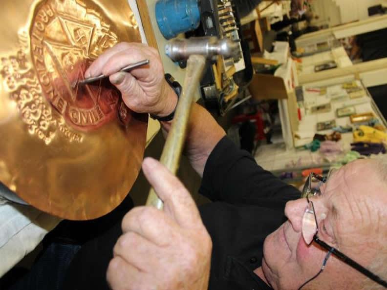 Image 2 - La lavorazione del rame
