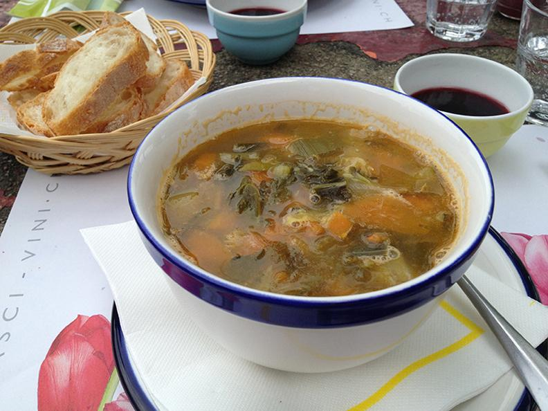 Image 0 - Minestrone - The recipe