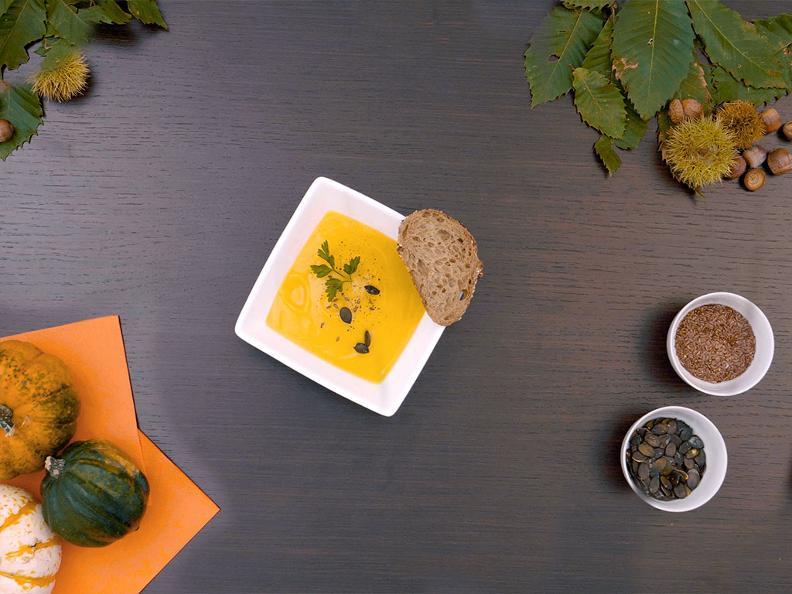 Image 4 - Crème de potiron - La recette