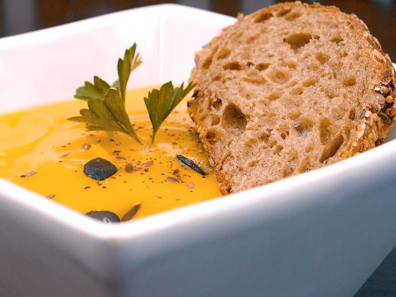 Image 0 - Crème de potiron - La recette