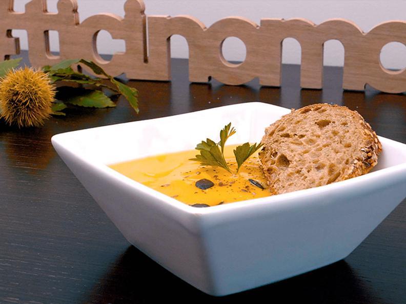 Image 2 - Crème de potiron - La recette
