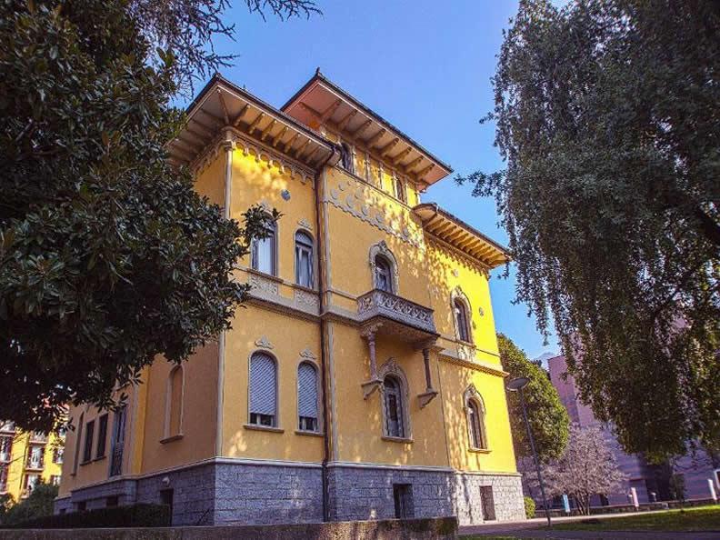 Image 1 - Park of Villa Saroli