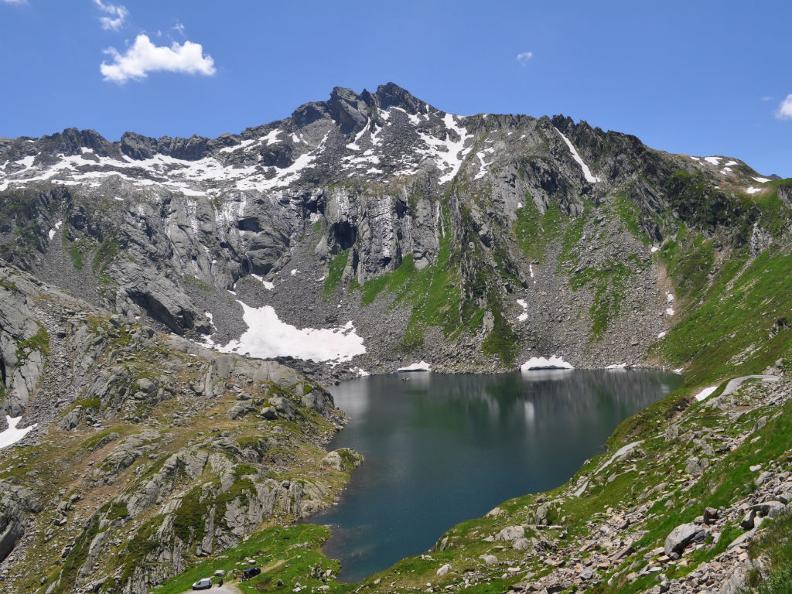 Image 4 - Naret alpine lakes