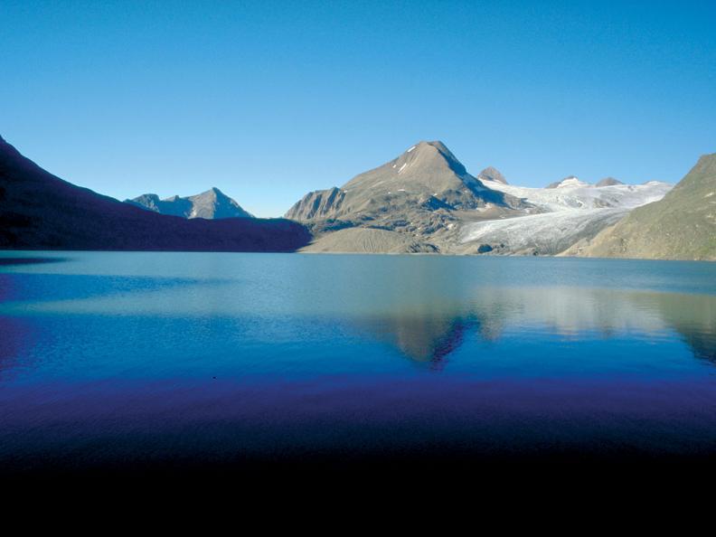 Image 1 - Bergseen von Corno Gries