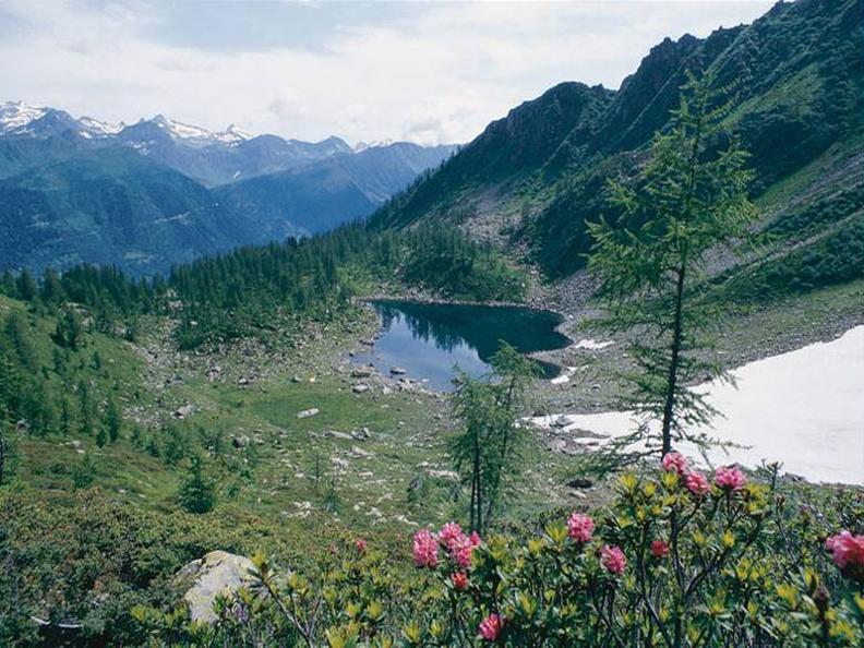 Image 0 - Bergseen von Ravina und Prato