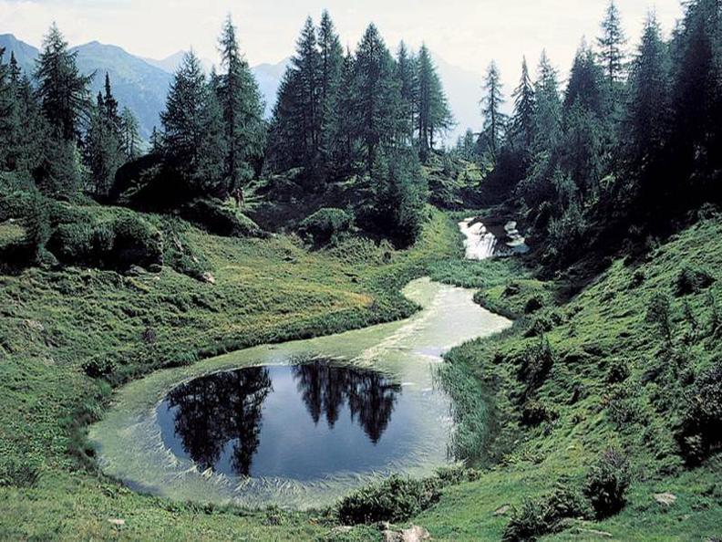 Image 1 - Bergseen von Ravina und Prato