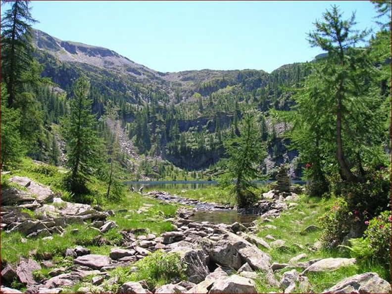 Image 0 - Bergseen von Sfille