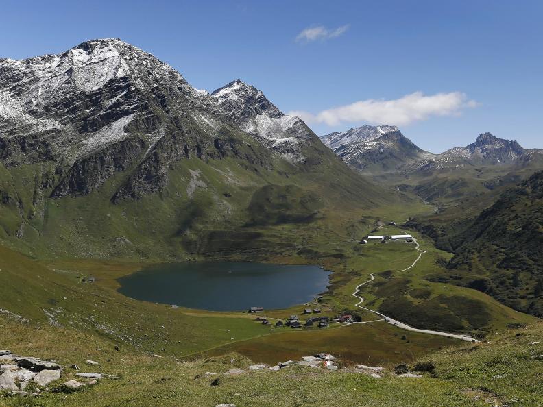Image 0 - Bergseen der Region Ritom und Val Piora