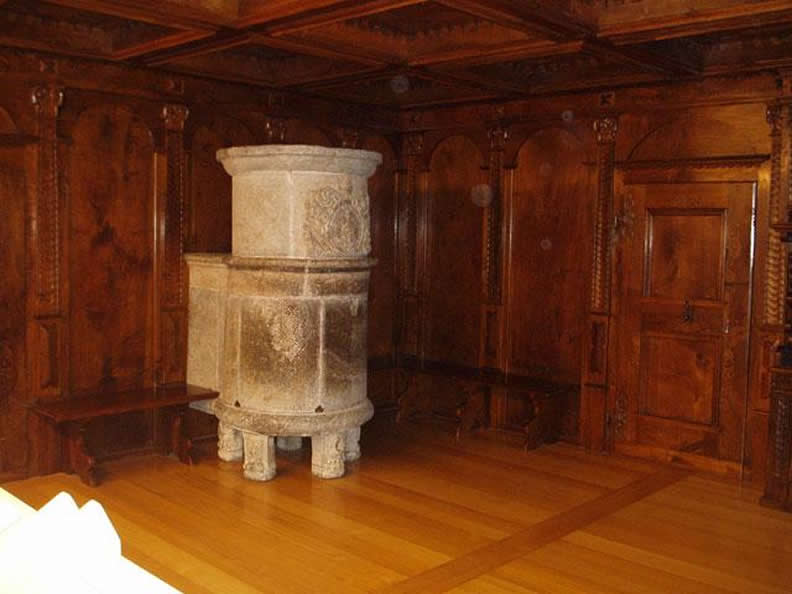 Image 1 - Sasso Corbaro Castle Rooms
