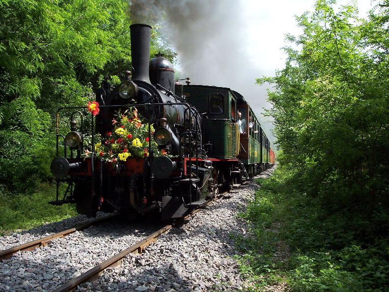 Image 4 - Train d'époque