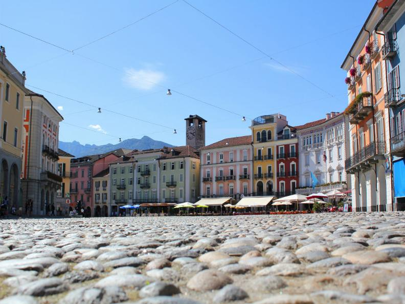 Image 0 - Old Town, Locarno
