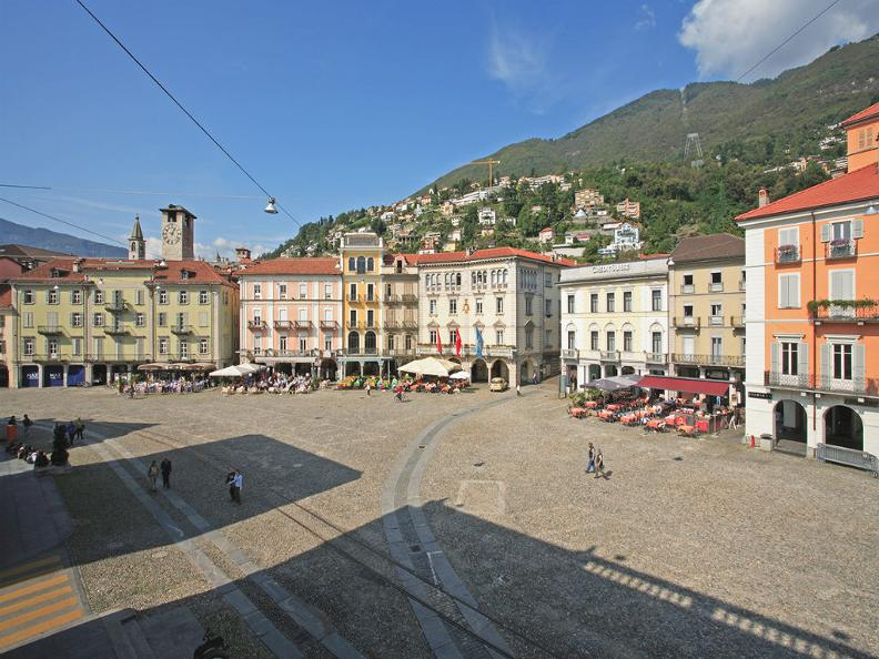 Image 2 - Old Town, Locarno