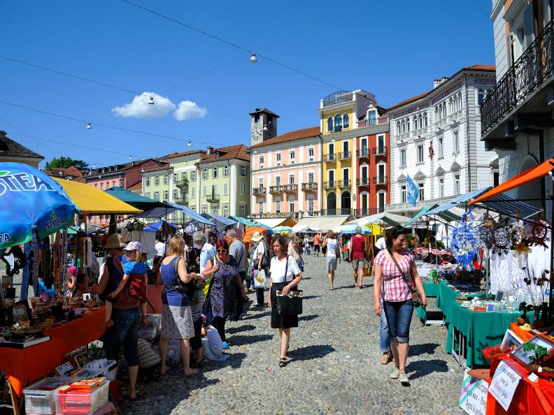 Image 3 - Old Town, Locarno