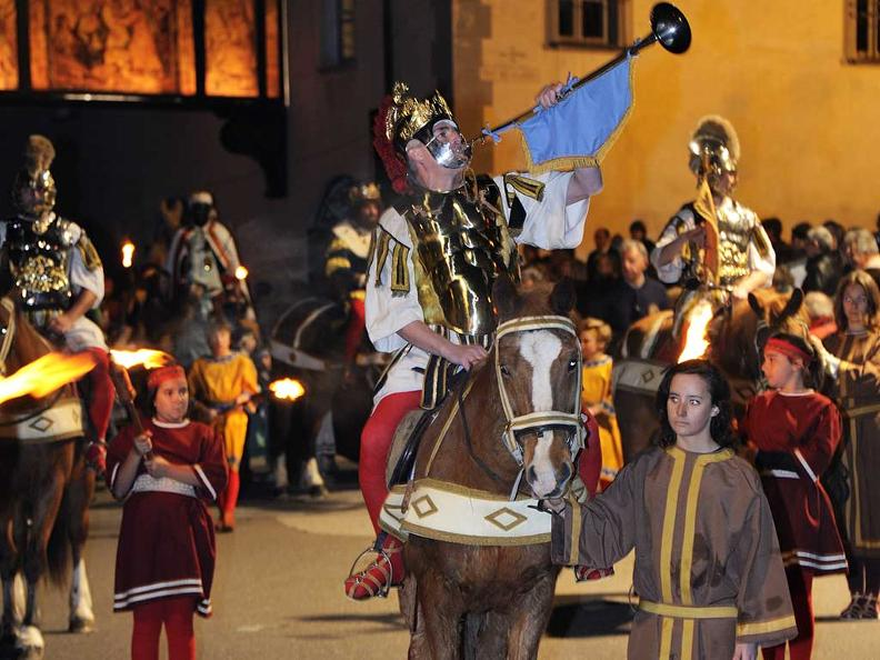 Image 9 - Processions of the Holy Week in Mendrisio