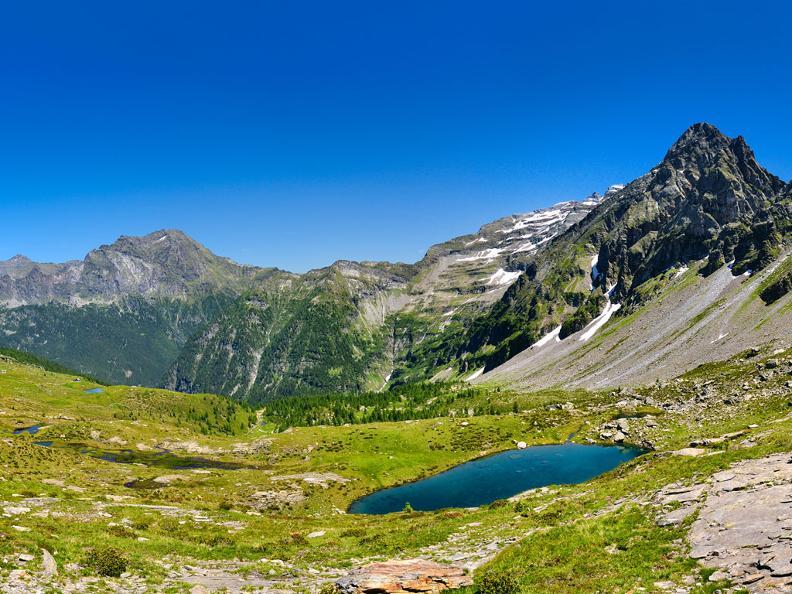 Image 2 - Bergseen von Cava und Lago