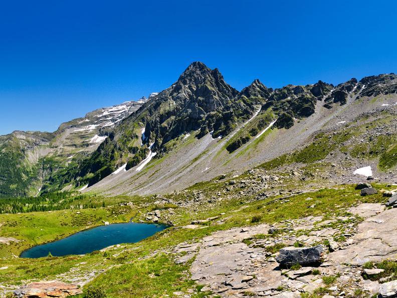 Image 0 - Bergseen von Cava und Lago