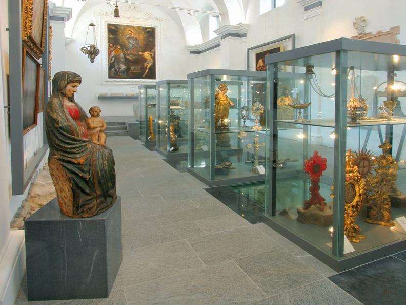 Image 1 - Musée paroissial de San Sébastien