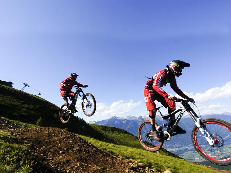 Image 1 - Downhill & Freeride Monte Tamaro