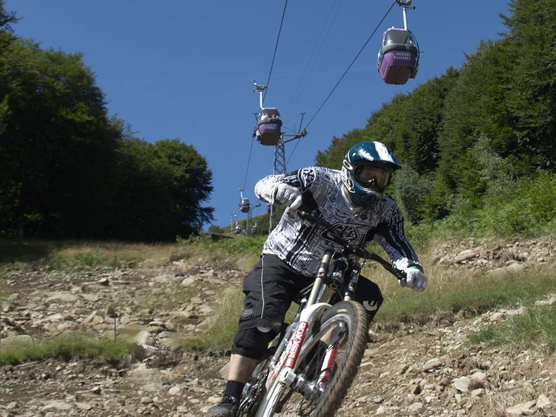 Image 0 - Downhill & Freeride Monte Tamaro