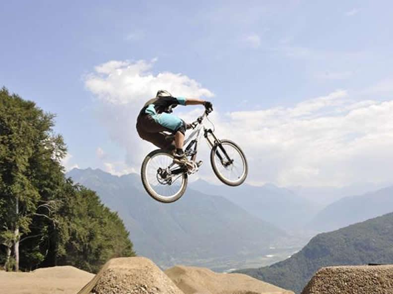 Image 2 - Downhill & Freeride Monte Tamaro