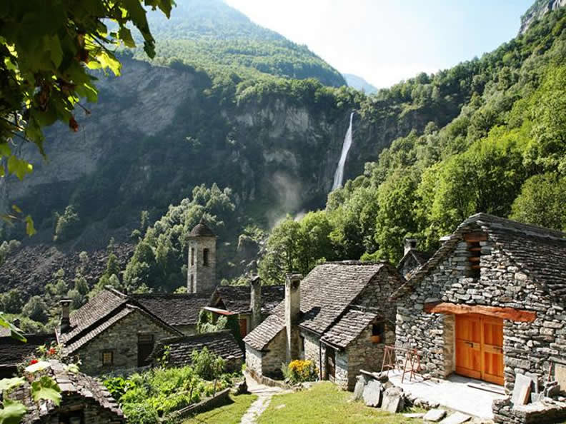 Image 1 - From Bignasco to Foroglio - A waterfall full of emotions