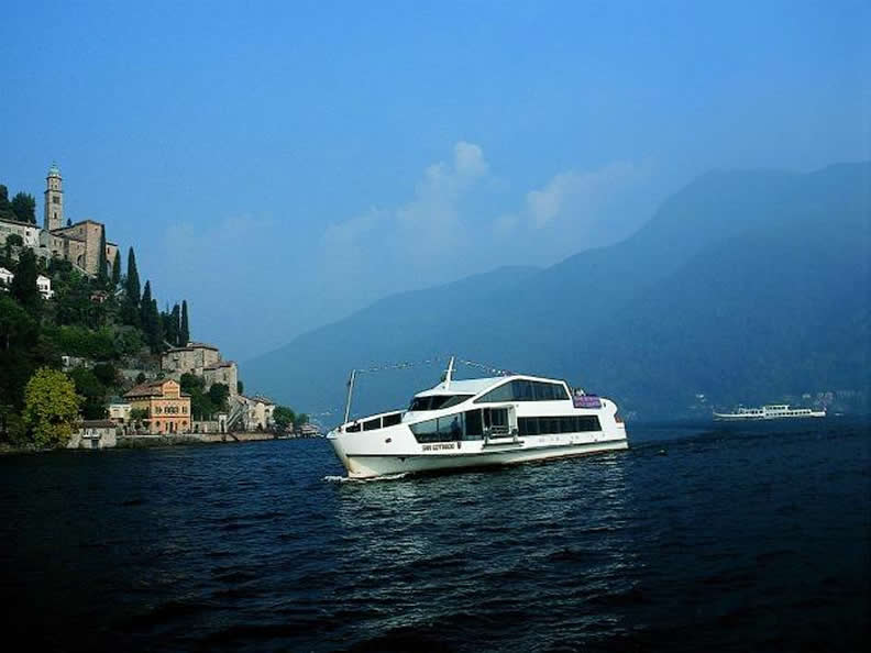 Image 0 - Lake Lugano, Moments of peace