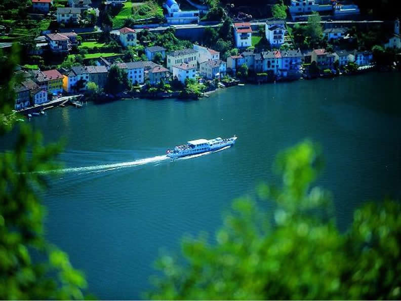 Image 1 - Lake Lugano, Moments of peace