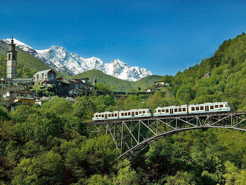 Image 1 - Lago Maggiore Express
