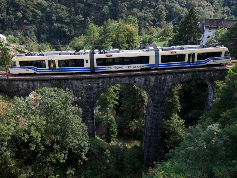 Image 3 - Lago Maggiore Express