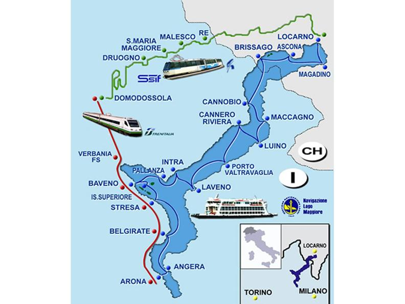 Image 4 - Lago Maggiore Express